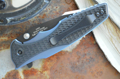 Zero Tolerance 0393 Hinderer Design KVT Flipper
