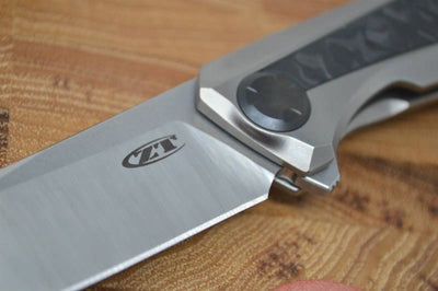Zero Tolerance 0470 Sinkevich Design KVT Flipper