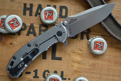 Zero Tolerance 0566 Hinderer Designed Assisted Flipper