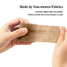 "Nonwoven Self-adhesive Bandage Wrap (With FDA) 2"" First Aid Tape"