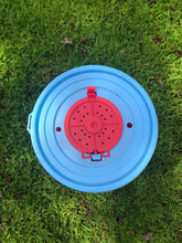 Fishing Bait Bucket Lid
