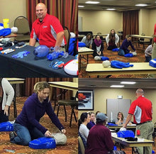 Basic Life Suport (BLS) Blended Course Adult & Pediatric (Adult, Child & Infant) ATLANTA-MARRIOTT