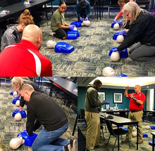 CPR/AED/Basic First Aid Blended Learning Course Adult & Pediatric (Adult,Child & Infant) DULUTH