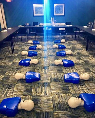 CPR/AED/Basic First Aid Blended Learning Course Adult & Pediatric (Adult,Child & Infant) CANTON - Country Inn