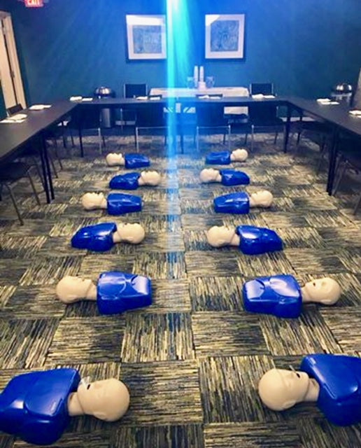 CPR/AED/Basic First Aid Classroom Based Course Adult & Pediatric (Adult,Child & Infant) ATLANTA-MARRIOTT