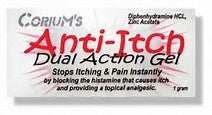 Anti Itch Dual Action Gel (4 pack)