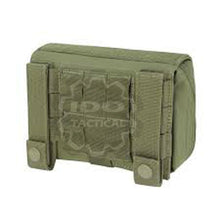 Condor Tactical Molle Hook & Loop Flap First Buckle Response Pouch (OD Green)