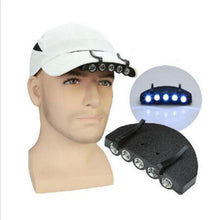 Clip-On 5 LED headlamp