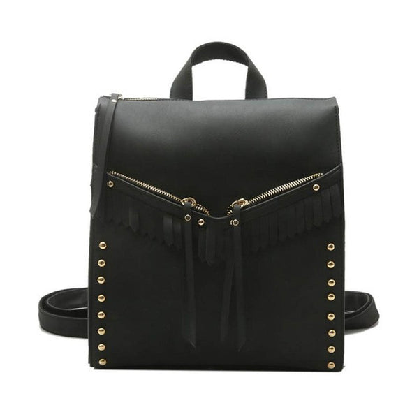 Rucksack Leather Backpack