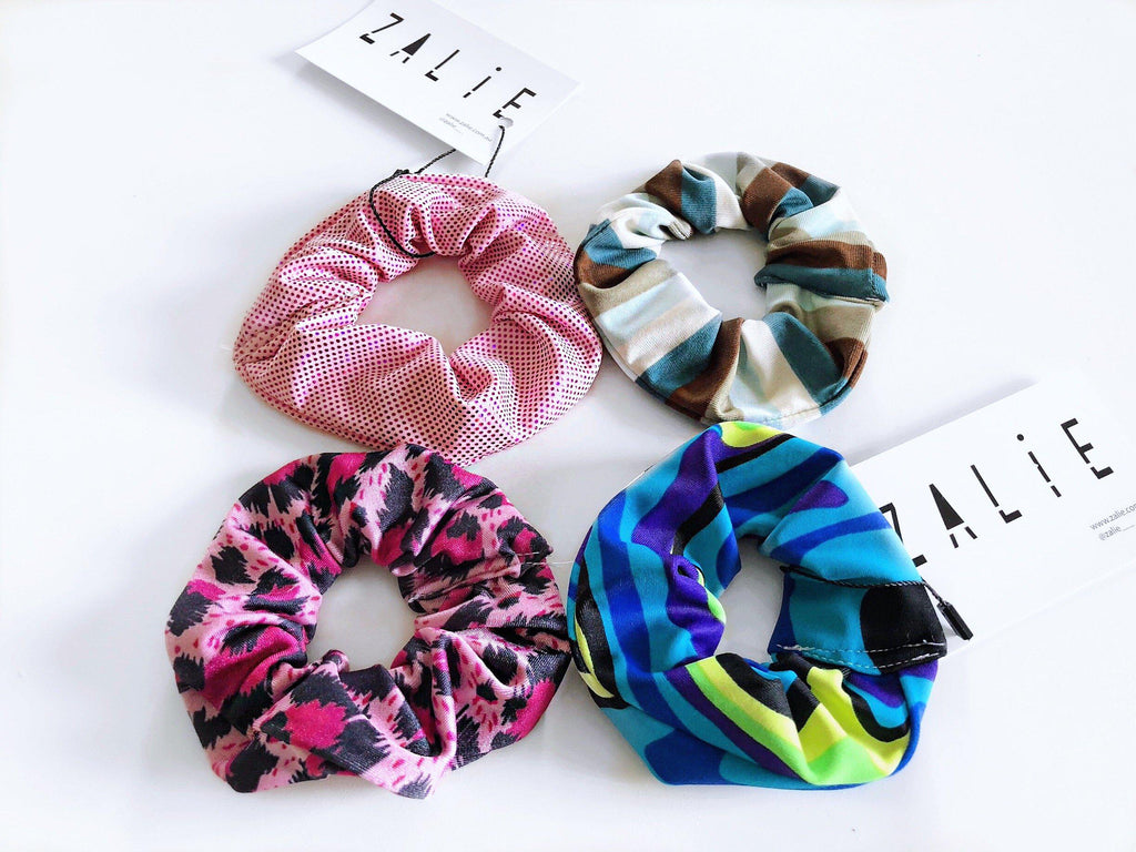 Scrunchies - Zalie Festival Wear