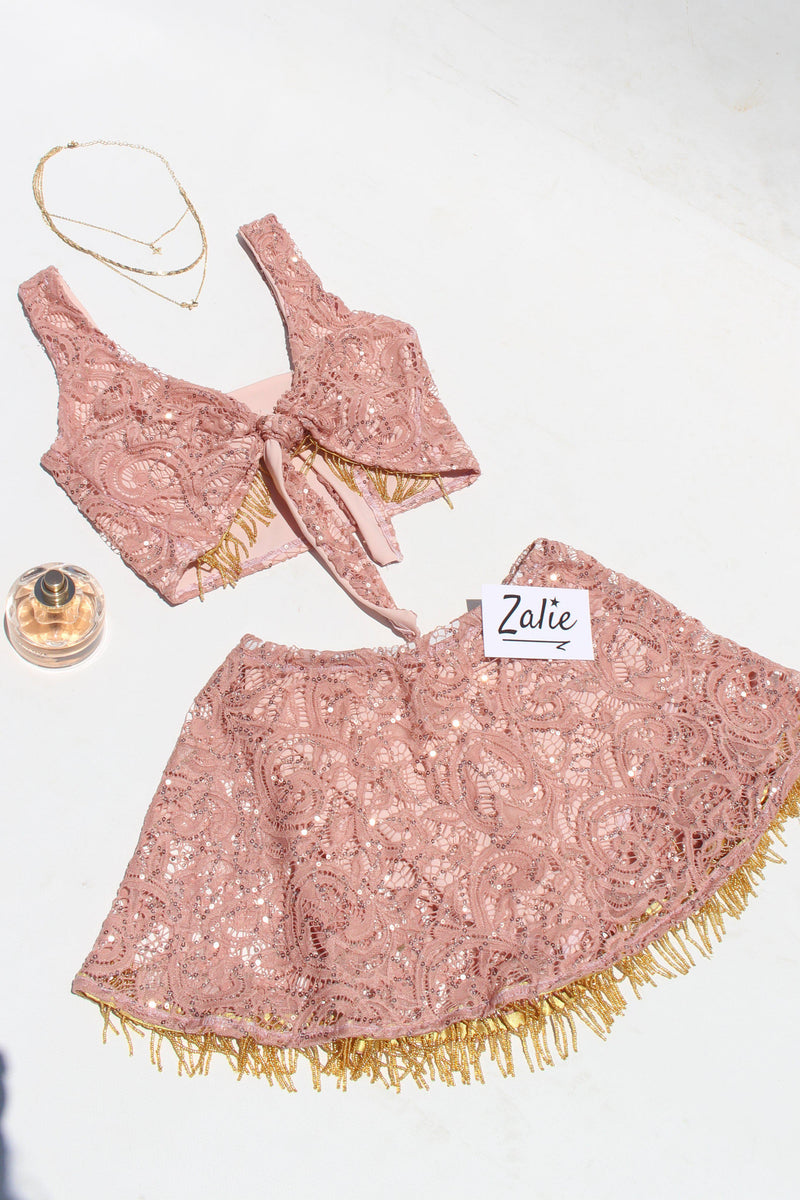 Pink Diamond Set-Sets-Zalie