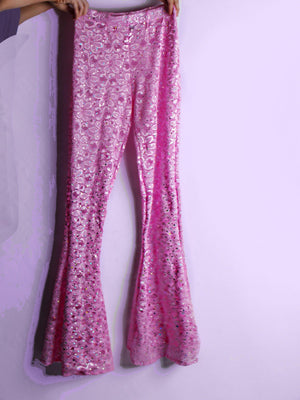 Barbie Girl Flares - Zalie Festival Wear