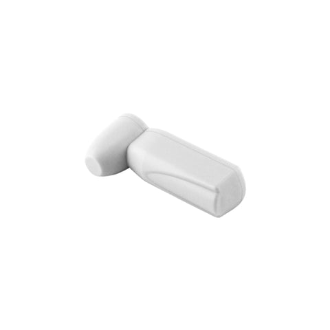 White Mini Pencil shaped AM 58KHz, Electronic article surveillance (EAS) anti-theft tags used by retailers to prevent shoplifting and provide security of merchandise in their stores