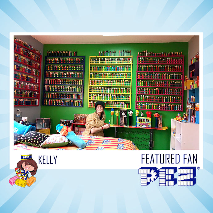 PEZ Featured Fan - Kelly