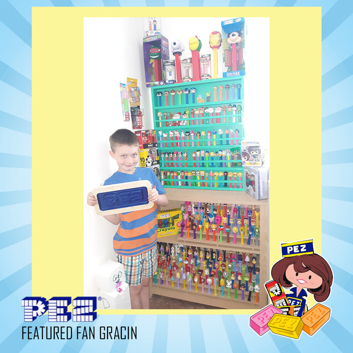 PEZ Featured Fan - Gracin