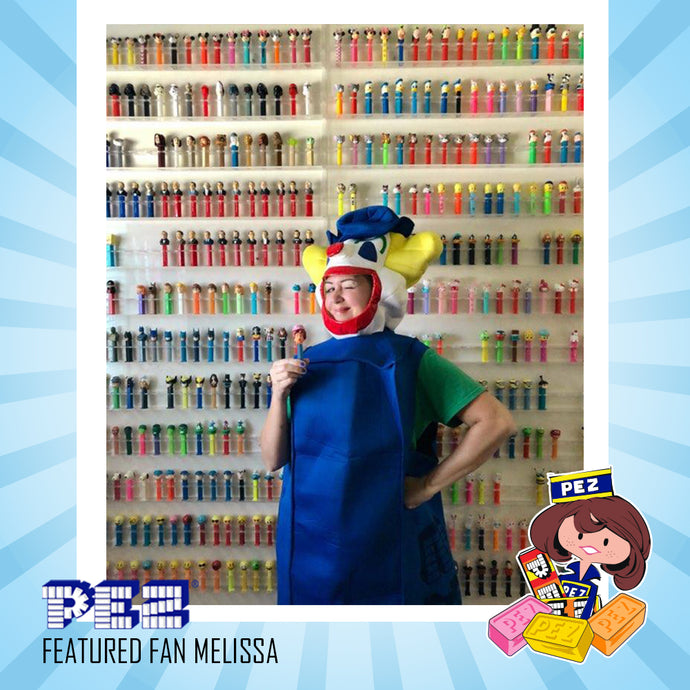 PEZ Featured Fan - Melissa