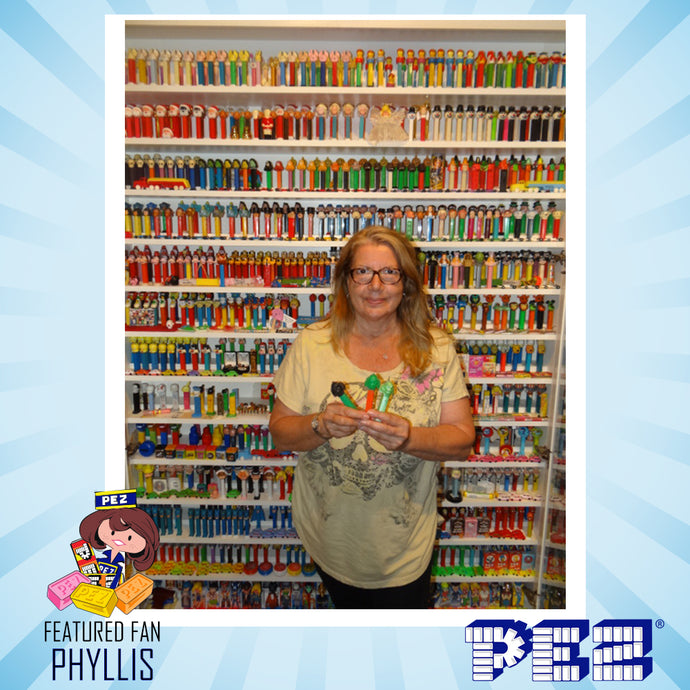 PEZ Featured Fan - Phyllis