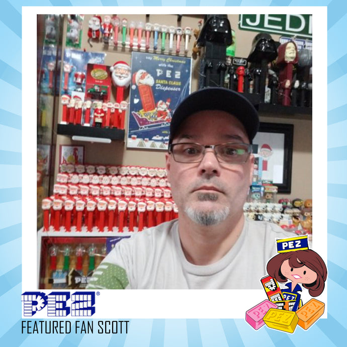 PEZ Featured Fan - Scott R.