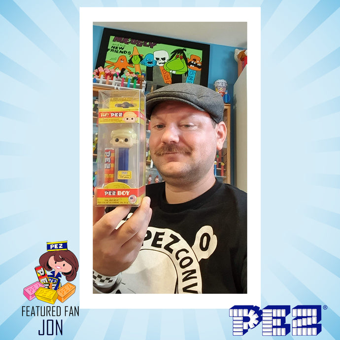 PEZ Featured Fan - Jon