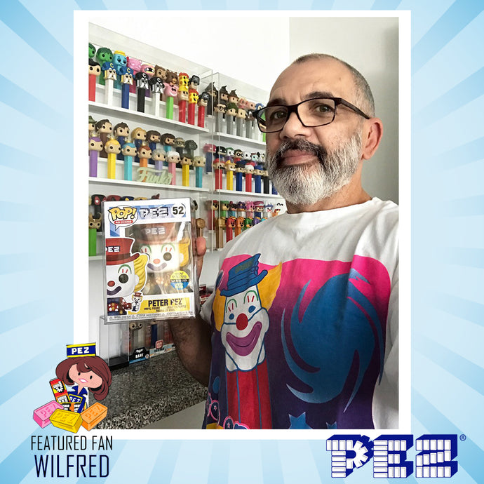 PEZ Featured Fan - Wilfred