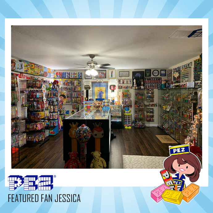 PEZ Featured Fan - Jessica