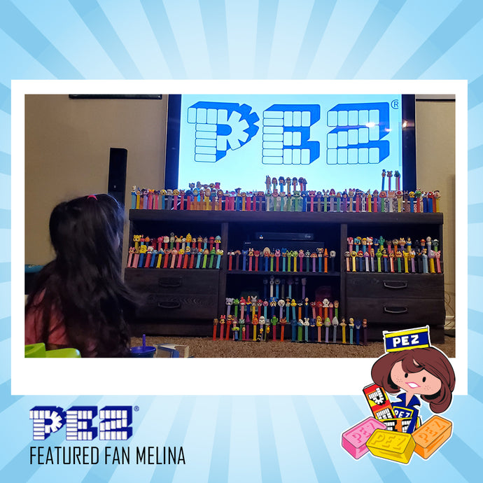 PEZ Featured Fan - Melina
