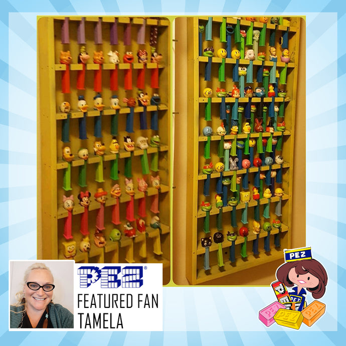 PEZ Featured Fan - Tamela