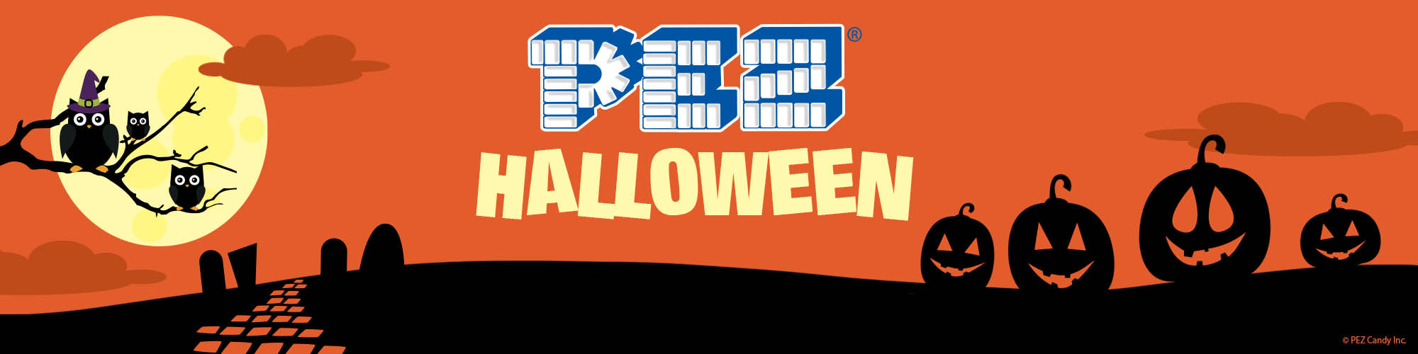 "pez halloween collection - pez official online store – tagged ""pez"