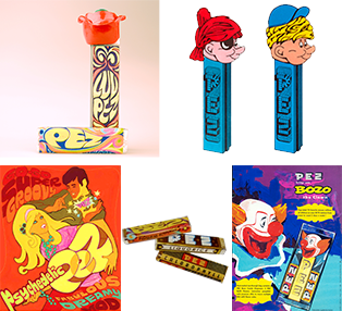 The History of PEZ - About Us – PEZ Candy