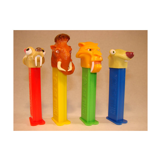 Ice Age 2 PEZ Dispenser