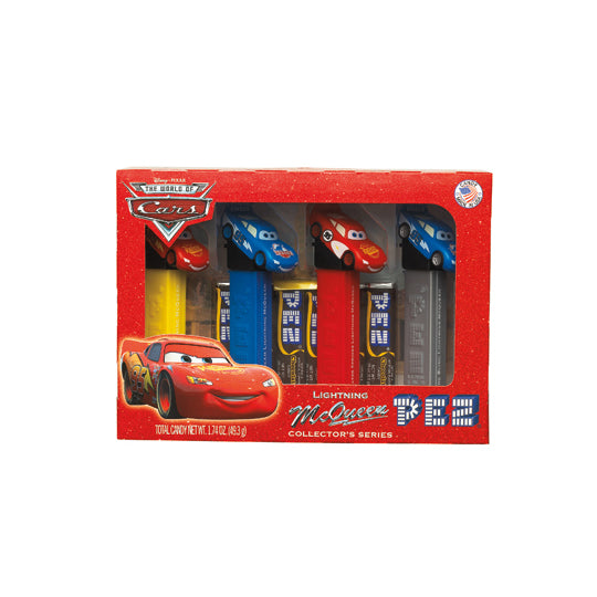 Lightning McQueen Giftset PEZ Dispenser