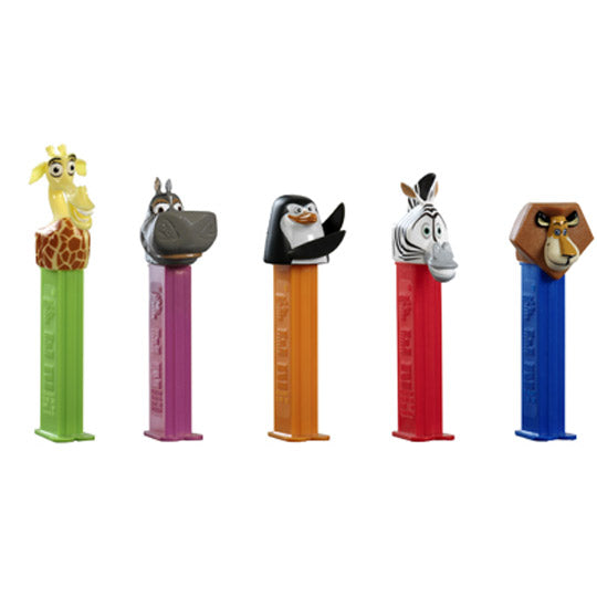 Madagascar 2 PEZ Dispenser