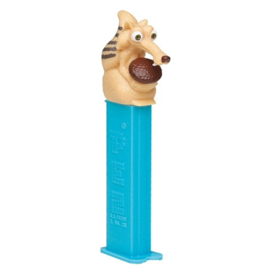 Scrat with Nut PEZ Dispenser