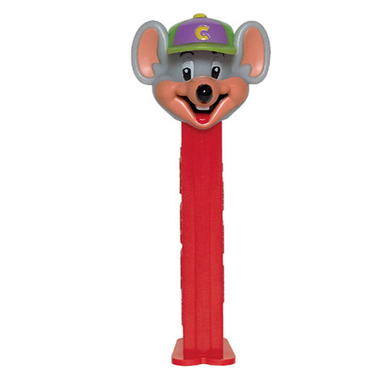 Chuck E Cheese PEZ Dispenser