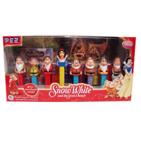 Snow White & The Seven Dwarfs PEZ Dispenser