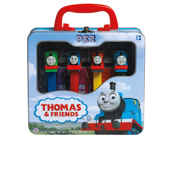 Thomas & Friends Gift Tin PEZ Dispenser