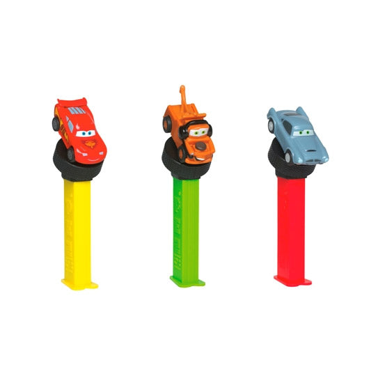 Cars 2 Pull & Go Dispensers PEZ Dispenser