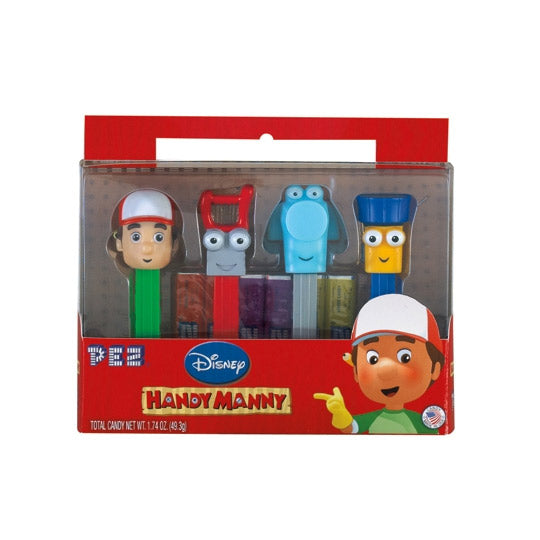 Handy Manny Gift Set PEZ Dispenser