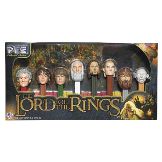 Lord of the Rings Collector Set PEZ Dispenser