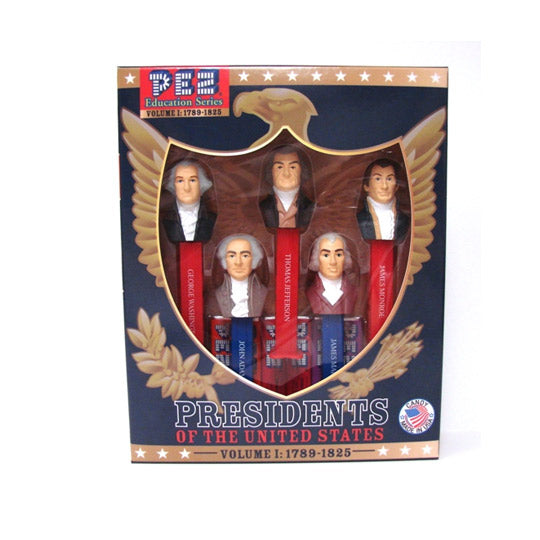 Presidents of the United States Vol. 1 PEZ Dispenser