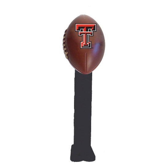 Texas Tech Football PEZ Dispenser