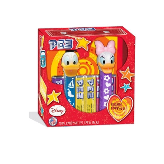 Donald & Daisy Gift Set PEZ Dispenser