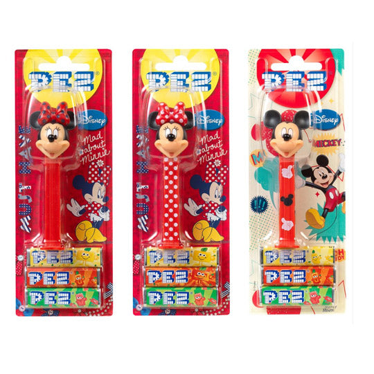 Mickey & Minnie PEZ Dispenser
