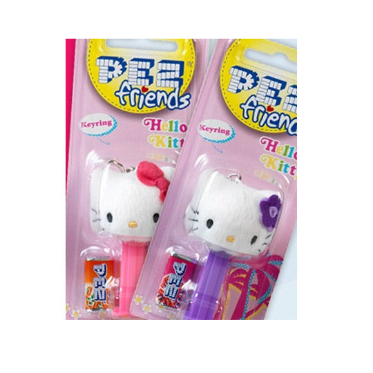 Hello Kitty Mini Plush PEZ Dispenser