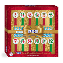 12 Days of Christmas PEZ Gift Set