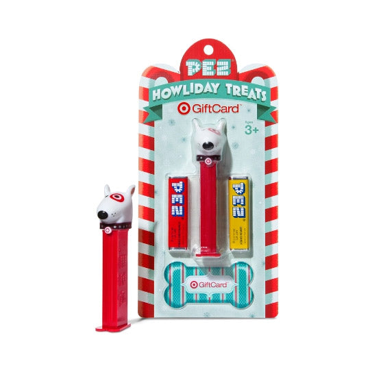 Target Dog PEZ Dispenser