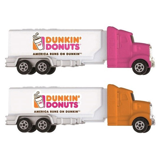 Dunkin Donuts Trucks PEZ Dispensers