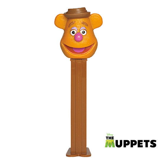 Fozzie Bear PEZ Dispenser