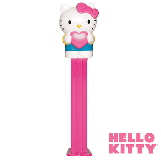 Hello Kitty Full Body with Pink Bow PEZ Dispenser