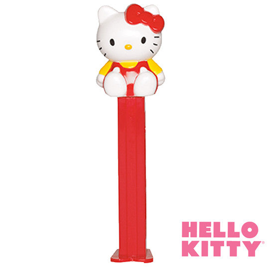 Hello Kitty Full Body with Red Bow PEZ Dispenser